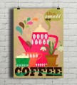 The Smell of Coffee - plakat