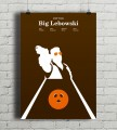 The Big Lebowski - plakat
