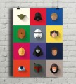 Star Wars - Icon Set - plakat