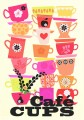 Cafe Cups - plakat