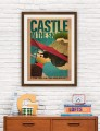 Laputa: Castle In The Sky - plakat