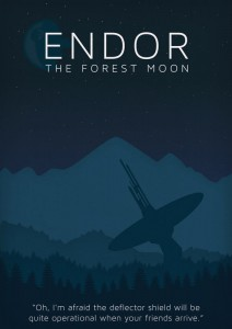 Star Wars - Endor