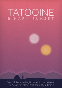Star Wars - Tatooine