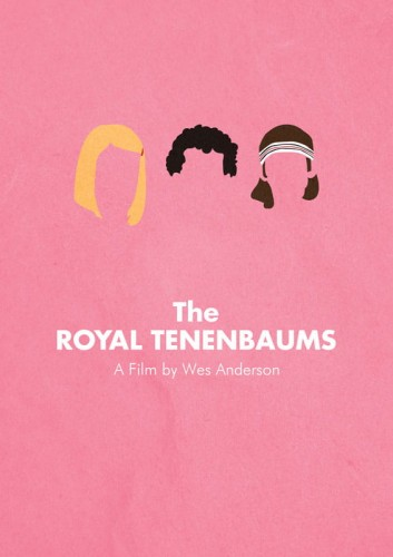 The Royal Tenebaums - plakat