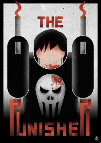 The Punisher - plakat