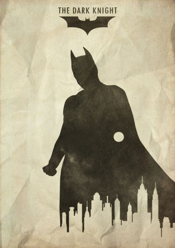 The Dark Knight - plakat