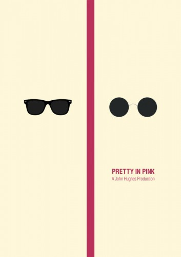 Pretty In Pink - plakat