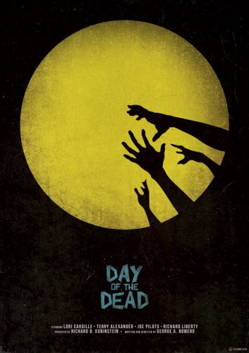 Day Of The Dead - plakat