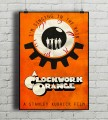 A Clockwork Orange - plakat