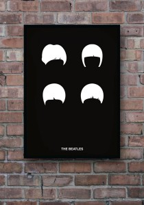 The Beatles - plakat