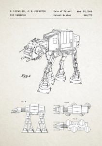 Star Wars - AT-AT