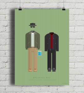 Breaking Bad - plakat