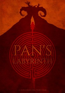 Pan's Labyrinth - plakat