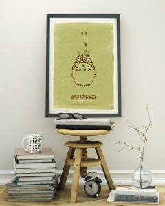 My Neighbor Totoro - plakat
