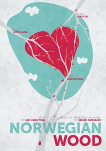 Norwegian Wood - plakat