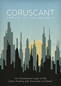 Star Wars - Coruscant