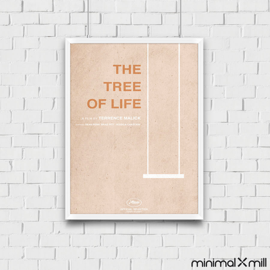 The Tree of Life plakat